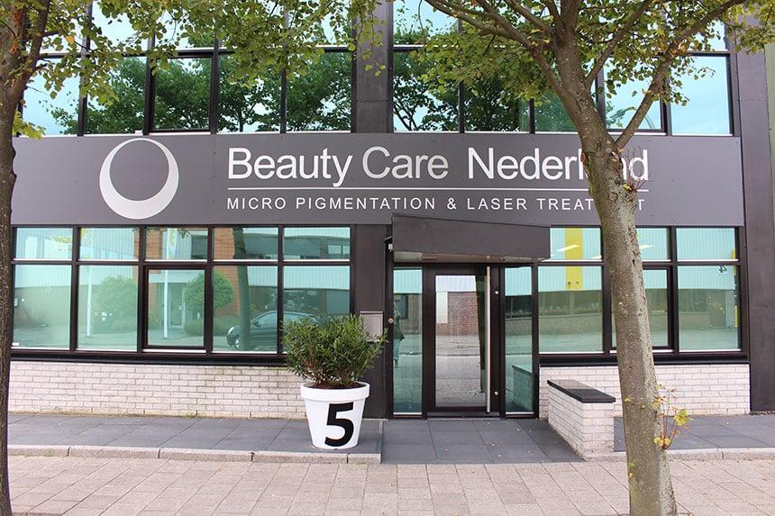 Nieuwe locatie Beauty Care Nederland - BCN