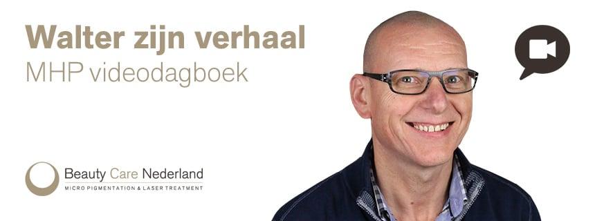 MHP videodagboek - Walter zijn verhaal