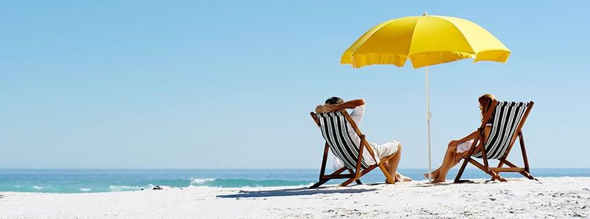 Bescherming MHP tegen UV-straling zon