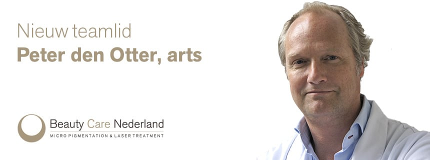 Peter den Otter, arts - Beauty Care Nederland